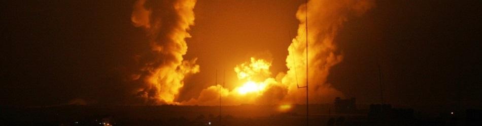 PALESTINIAN - ISRAEL - CONFLICT - GAZA - ATTACK