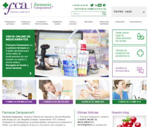 farmaciacampoamor online